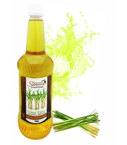 Lemon Grass Unsweetened Syrup